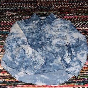 Blue jean shirt 👕